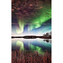 Load image into Gallery viewer, Aurora Scenery - Full Round Diamond - 40x30cm