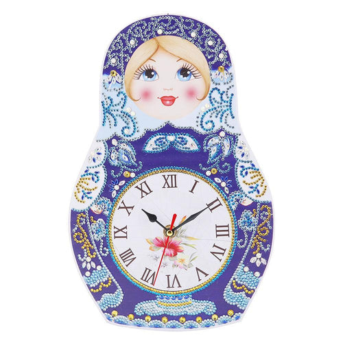 Beauty Clock Kids Room