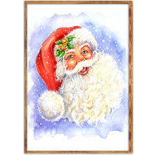 Load image into Gallery viewer, Santa Claus Animal  - Full Round Diamond - 40x30cm