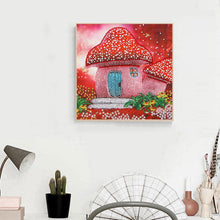 Load image into Gallery viewer, Mushroom - Special Shaped Diamond - 30x30cm