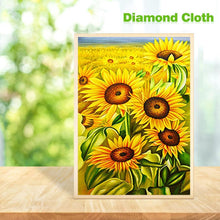 Load image into Gallery viewer, Flower Full Drill 5D DIY Diamond Painting
