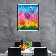 Load image into Gallery viewer, Flowers  - Full Round Diamond - 30x40cm