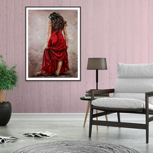 Load image into Gallery viewer, Beauty  - Full Round Diamond - 30x40cm