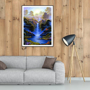Scenery  - Full Round Diamond - 30x40cm