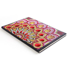 Load image into Gallery viewer, Mandala 50 Pages Sketchbook A5 Notebook