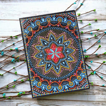 Load image into Gallery viewer, Mandala 50 Pages Notepad A5 Sketchbook