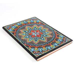 Mandala 50 Pages Notepad A5 Sketchbook