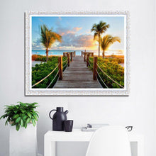Load image into Gallery viewer, Scenery  - Full Round Diamond - 40x30cm