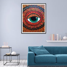 Load image into Gallery viewer, Eye  - Full Round Diamond - 30x40cm