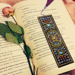 Creative Leather Bookmarks with Tassel