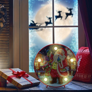 LED Lamp Partial Special Shape Christmas