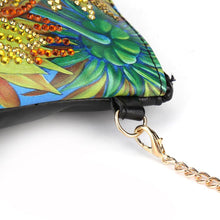 Load image into Gallery viewer, Sunflower Leather Chain Shoulder Bags