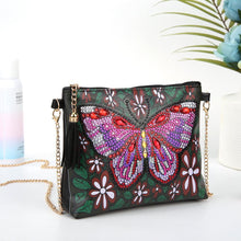 Load image into Gallery viewer, Butterfly Leather Chain Crossbody Bags