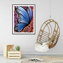 Load image into Gallery viewer, Butterfly  - Full Round Diamond - 30x40cm