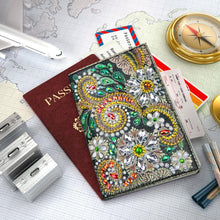 Load image into Gallery viewer, PU Leather Passport Protective Cover