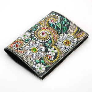 PU Leather Passport Protective Cover