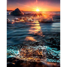 Load image into Gallery viewer, Sunrise  - Full Round Diamond - 30x40cm