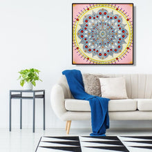 Load image into Gallery viewer, Mandala 5D DIY Special Shaped Diamond Painting
