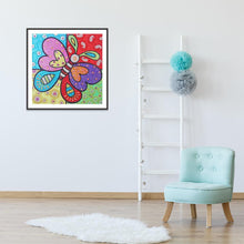 Load image into Gallery viewer, Butterfly 5D DIY Special Shaped Diamond Painting