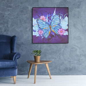 Butterfly 5D DIY Special Shaped Diamond Painting