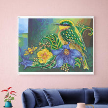 Load image into Gallery viewer, Bird 5D DIY Special Shaped Diamond Painting