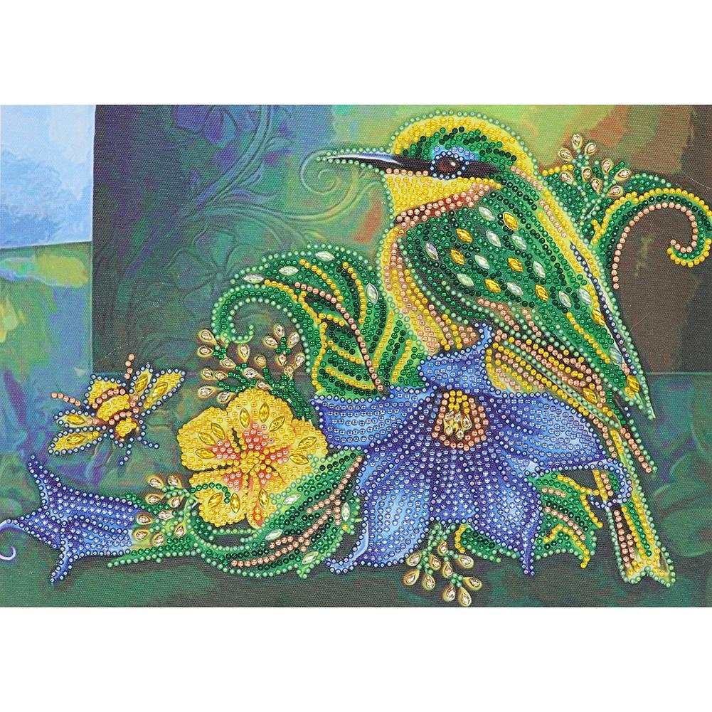 Bird 5D DIY Special Shaped Diamond Painting