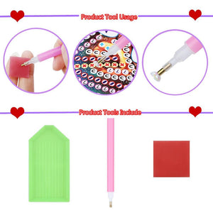 September 5D DIY Special Shaped Diamond Painting