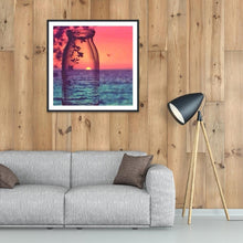 Load image into Gallery viewer, Sunrise 5D DIY Full Drill Diamond Painting