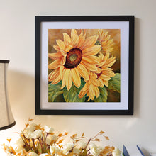 Load image into Gallery viewer, Sunflower - Full Diamond Painting - 30x30cm