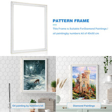Load image into Gallery viewer, White PC DIY Painting Frame 40x50cm