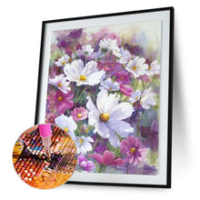 Load image into Gallery viewer, Blossom Flowers  - Full Round Diamond - 30x40cm