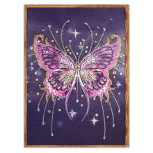 Load image into Gallery viewer, Special Shaped Butterfly Special Shaped Paintings