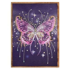 Special Shaped Butterfly Special Shaped Paintings