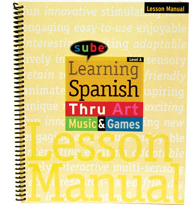 Elementary Spanish Curriculum Beginner Lesson Manual