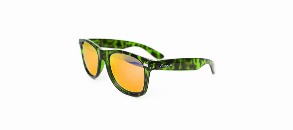 Green Tort/ Flare: 2.0s
