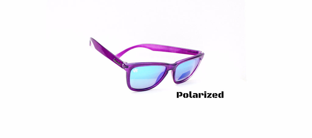 Polarized Purple/ Ice: Originals