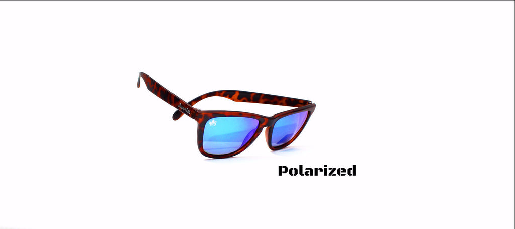Polarized Matte Tortoise Shell/ Ice: Originals