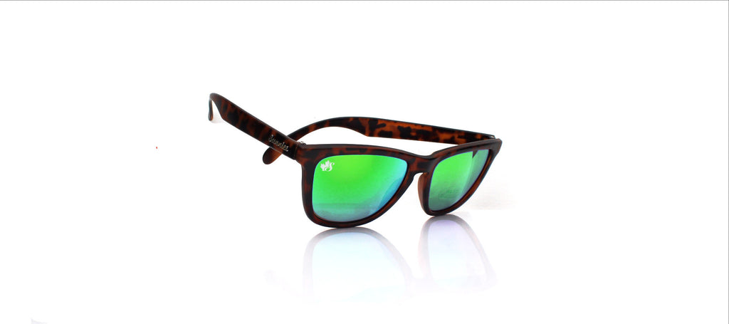 Matte Tortoise Shell / Emerald: Originals