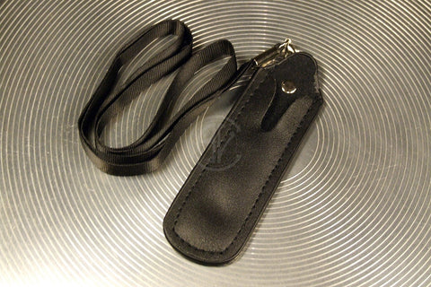 Pouched Lanyard