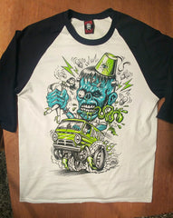 SHOCKMONSTER SHAKEDOWN (t-shirt)