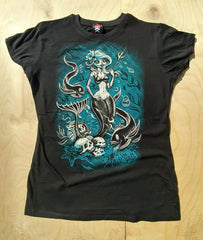 La Sirena (women's fitted tee)