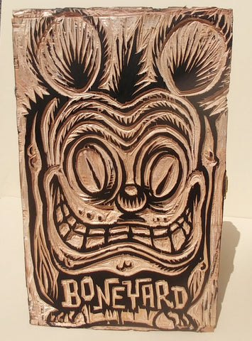 Tiki Fink Stash Box