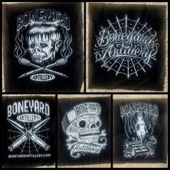 Screenprinted Backpatches