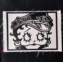 Biker Betty Small Patch
