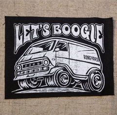 Let's Boogie Small Patch (Ford Econoline 2nd Gen)