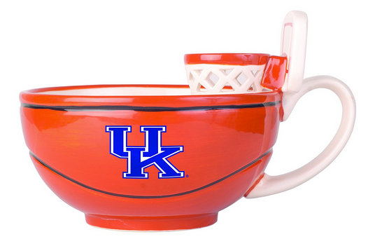 University of Kentucky - NCAA MAX'IS Basketball Hoop Mug by Boelter Brands