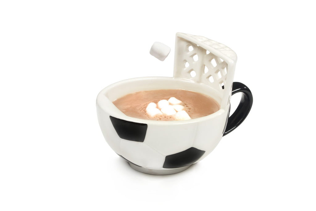 The Soccer Mug With A Goal!®