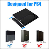 PS4 External Cooling Fan Unit