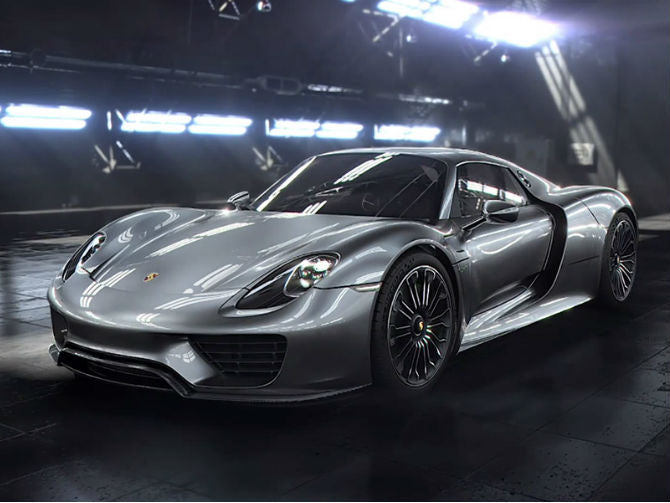 new hybrid porsche 918 spyder is a head turner designed by many. Black Bedroom Furniture Sets. Home Design Ideas