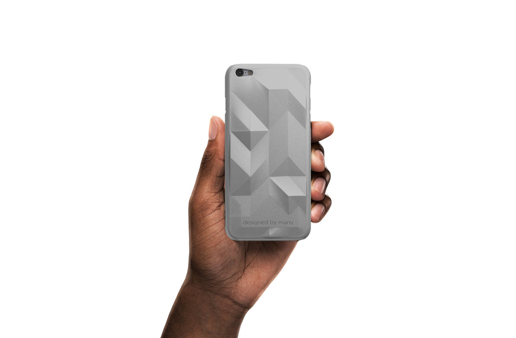 ThreeDCase 3D Molded from Premium Polycarbonate Composite for iPhone 6/6S